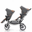 Leebruss Offers A Sleek Double Stroller